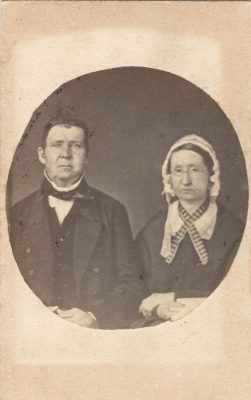Photo of Abbey Elvira Everts Brown and Jonathan Brown of Truthville, NY