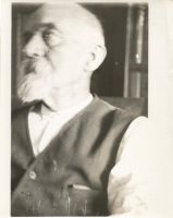 lewis h gregg as an old man